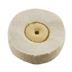 Coarse Weave Muslin Polishing Buff
