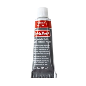 Rub 'n Buff - Pewter - 1/2 oz