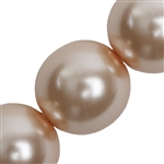 Nacre Pearl 8mm Peach