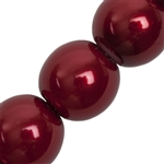 Nacre Pearl 6mm Red