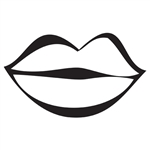 Design Stamp Jumbo - Lips