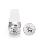 Design Stamp - Leo 6mm