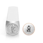 Design Stamp - Baby 6mm