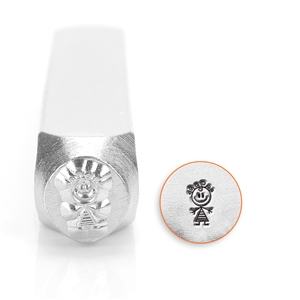 Design Stamp - Abby 6mm