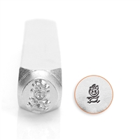 Design Stamp - Baby Girl 6mm