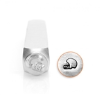 Design Stamp - Football Helmet - 6mm