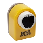 Paper Punch - Apple