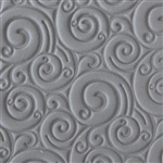 Rollable Texture Tile - Curly Spirals