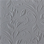 Rollable Texture Tile - Leaves and Tendrils Fineline