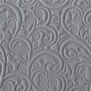 Rollable Texture Tile - Curly Vines