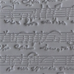 Rollable Texture Sheet Music