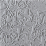 Rollable Texture Tile - Hibiscus