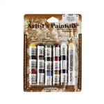 Shiva® Artist Paintstik® - 16 Color Matte Mini Assortment