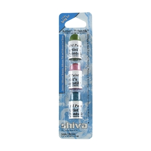 Shiva® Artist Paintstik® - 3 Color Iridescent Spring Mini Assortment