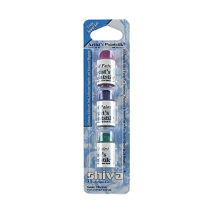 Shiva® Artist Paintstik® - 3 Color Iridescent Jewel Mini Assortment