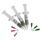 Silver Solder Paste 3 Pack - 1/4 oz Hard, Medium, Soft