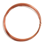 Copper Wire - Dead Soft Round 22 gauge