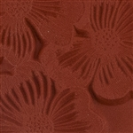 Rubber Enameling Stamp - Dogwood Flowers
