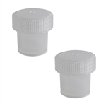 1oz Leakproof Storage Jars With Lids - Pkg of 2