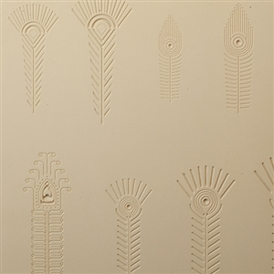 Jewelry Artist Elements - Prairie Feathers 1