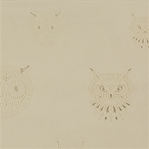 Jewelry Artist Elements - Stylized Animals:  Owl, Lynx & Eagle