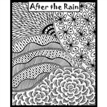 Helen Breil Texture Stamp - After the Rain