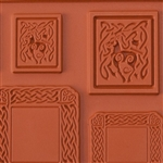 Wanaree Tanner Texture Plate - Special Edition Celtic Deer