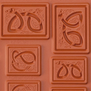 Wanaree Tanner Texture Plate - Special Edition Celtic Dragon