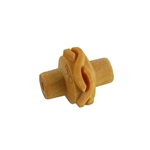 Wooden Mini Roller - Twisted Ropes 5mm
