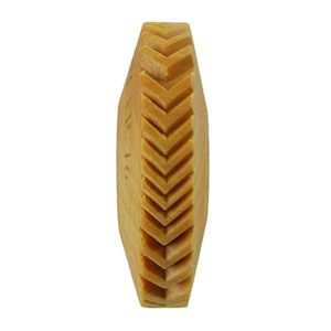 Wooden Finger Roller - Arrowheads 8mm