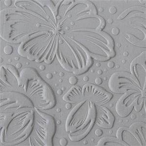 Texture Tile - Spring Sky Embossed