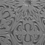 Texture Tile - Crazy Cane Embossed