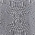 Texture Tile - Kaleidoscope Embossed