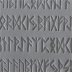 Texture Tile - Cave Writing