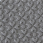 Texture Tile - Lucky Hearts Embossed