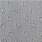 Texture Tile - Field of Daisies Embossed