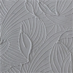 Texture Tile: Dancing Hosta Embossed