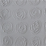 Texture Tile: Tissue Flowers Fineline