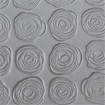 Texture Tile: Tissue Flowers