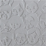 Texture Tile - A Face in the Crowd