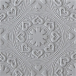 Texture Tile - Vintage Wallpaper Embossed