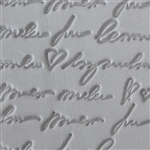 Texture Tile - Sincerely Yours