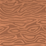 Textured Metal - Wood Grain - Copper 24 gauge