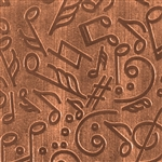 Textured Metal - Jazz - Copper