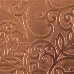 Textured Metal - Fine Wine - Copper