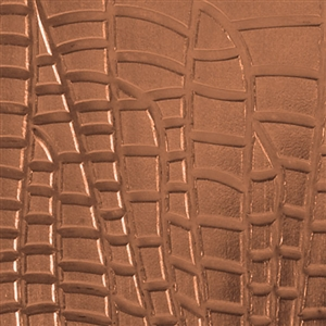 Textured Metal - Gehry's Dreams - Copper
