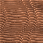 Textured Metal - Heat Wave - Copper