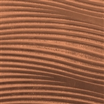 Textured Metal - Sand Swept - Copper