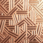 Textured Metal - Which Way - Copper