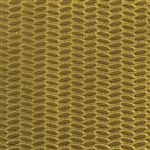 Textured Metal - Tire Tracks - Brass 22 gauge